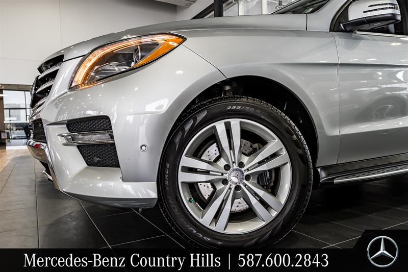 Certified Pre-Owned 2015 Mercedes-Benz ML-CLASS ML350