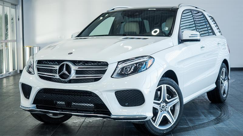 New 2018 mercedes benz gle gle400 4matic suv in calgary for Mercedes benz bloomfield hills service hours