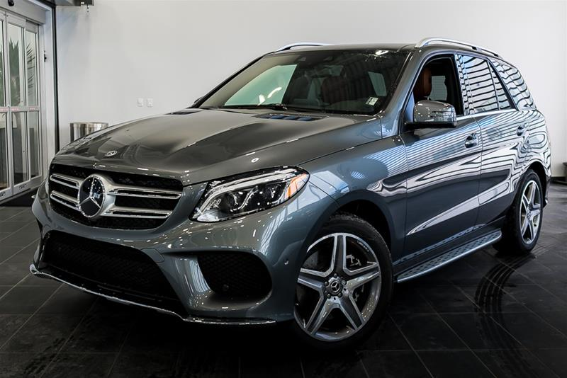 New 2018 mercedes benz gle gle400 suv in calgary 18803213 for Mercedes benz bloomfield hills service hours