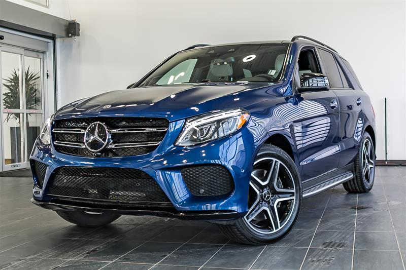 Certified Pre Owned 2017 Mercedes Benz Gle Gle43 Amg Suv In Calgary