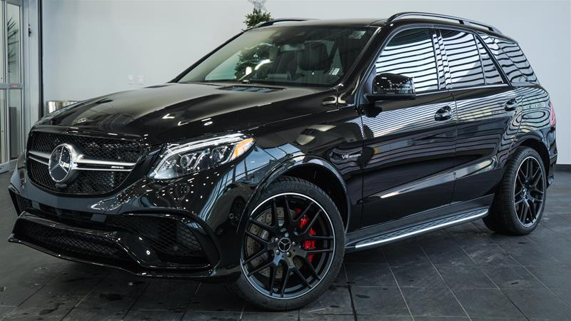New 2018 Mercedes Benz Gle Gle63 Amg Suv In Calgary