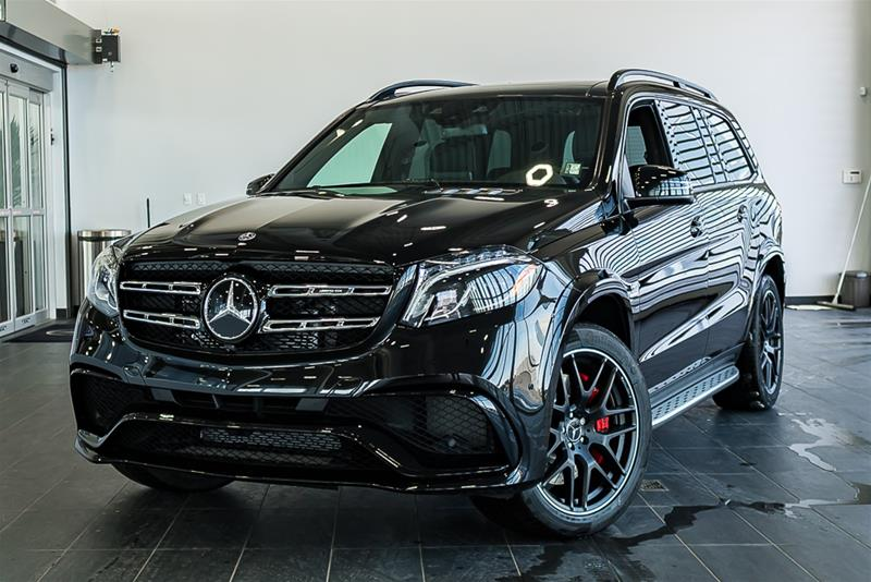 New 2018 mercedes benz gls gls63 amg suv in calgary for Mercedes benz amg suv 2018