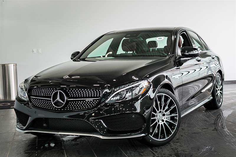 New 2018 mercedes benz c class c43 amg sedan in calgary for Mercedes benz bloomfield hills service hours