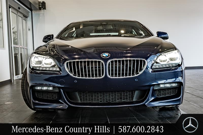 Pre-Owned 2015 BMW 6 Series 650i