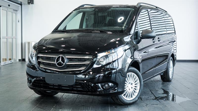 New 2018 mercedes benz metris metris passenger van van in for 2018 mercedes benz metris redesign