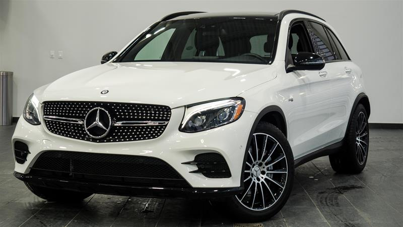 Certified pre owned 2017 mercedes benz glc glc43 amg for Mercedes benz bloomfield hills service hours