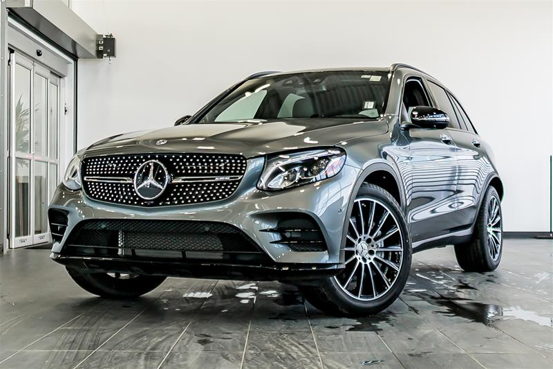 Mercedes Benz Suvs >> New 2019 Mercedes Benz Glc Glc43 Amg Suv In Calgary 19838937