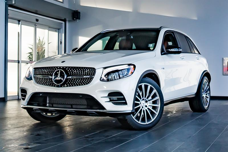 Mercedes Benz Suvs >> New 2019 Mercedes Benz Glc Glc43 Amg Suv In Calgary 19831400