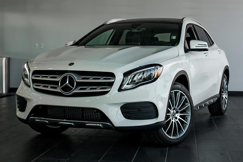 new 2019 mercedes-benz gla gla250 suv in calgary #19826951