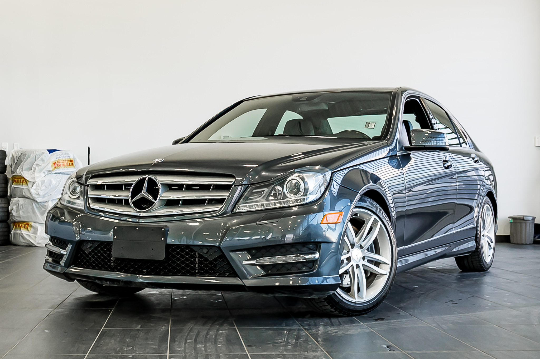 Pre-Owned 2013 Mercedes-Benz C300 C300
