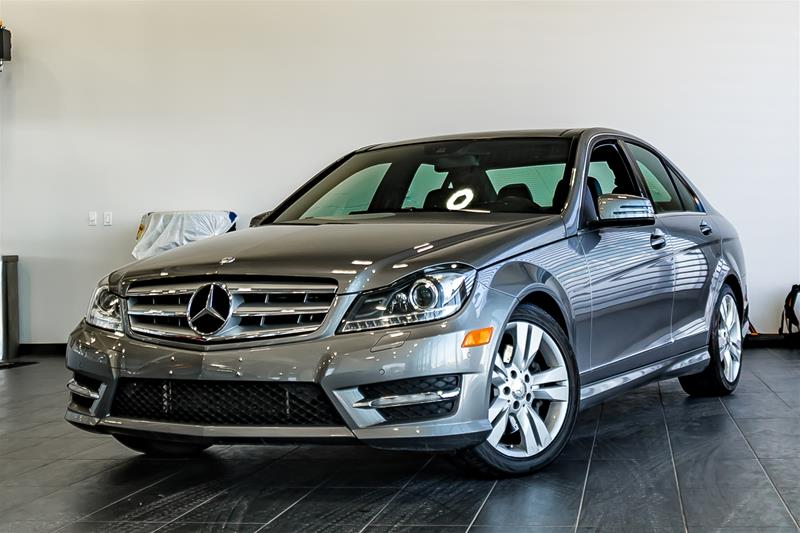 Pre Owned 2012 Mercedes Benz C300 C300
