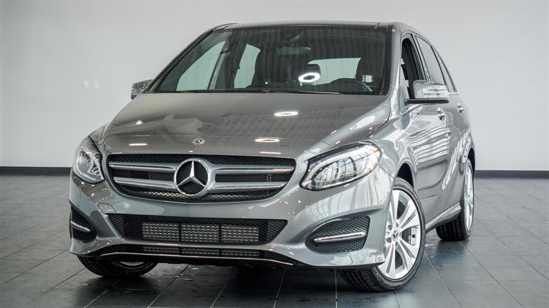 new 2018 mercedes benz b class b250 4matic sports tourer in calgary j443547 mercedes benz. Black Bedroom Furniture Sets. Home Design Ideas