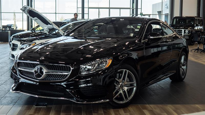 New 2017 mercedes benz s class s550 4matic coupe coupe in for 2017 mercedes benz s550 lease