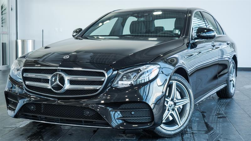 New 2018 mercedes benz e class e300 4matic sedan in for Mercedes benz e300 sedan