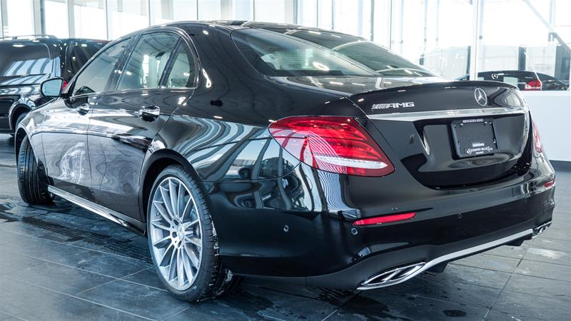 New 2018 mercedes benz e class e43 amg 4matic sedan in for Mercedes benz bloomfield hills service hours