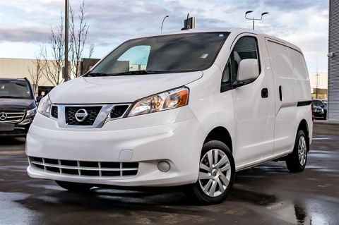 Pre-Owned 2017 Nissan NV200 NV200 Compact Cargo