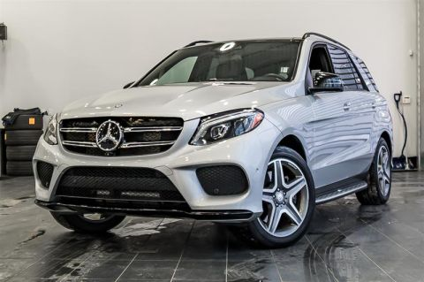 Certified Pre-Owned 2016 Mercedes-Benz GLE GLE550