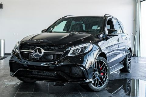 New 2018 Mercedes-Benz GLE GLE63 AMG