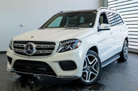 New 2018 Mercedes-Benz GLS GLS450
