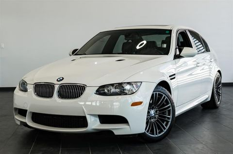Pre-Owned 2009 BMW M Series M3