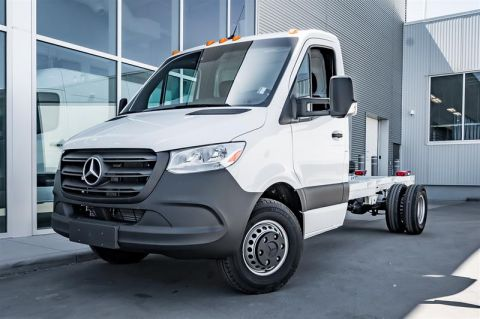 New 2019 Mercedes-Benz Sprinter 4500 Chassis Sprinter V6 4500 Chassis 170