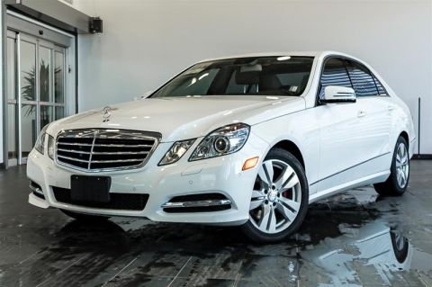 Pre-Owned 2013 Mercedes-Benz E-CLASS E300