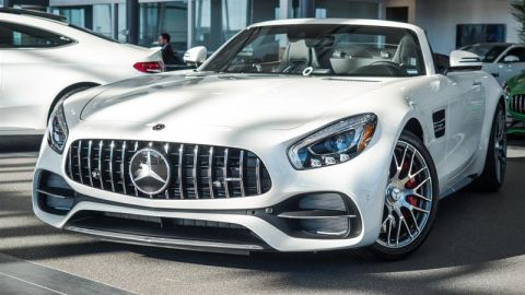 New 2018 Mercedes-Benz AMG GT AMG GT C